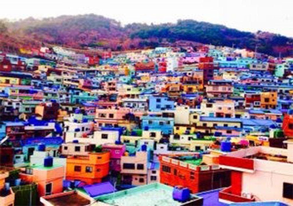 quartier Gamcheon