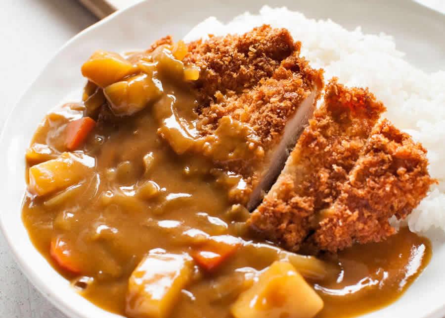 curry japonais via insolite