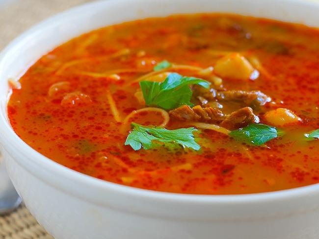 la recette de la chorba kabyle